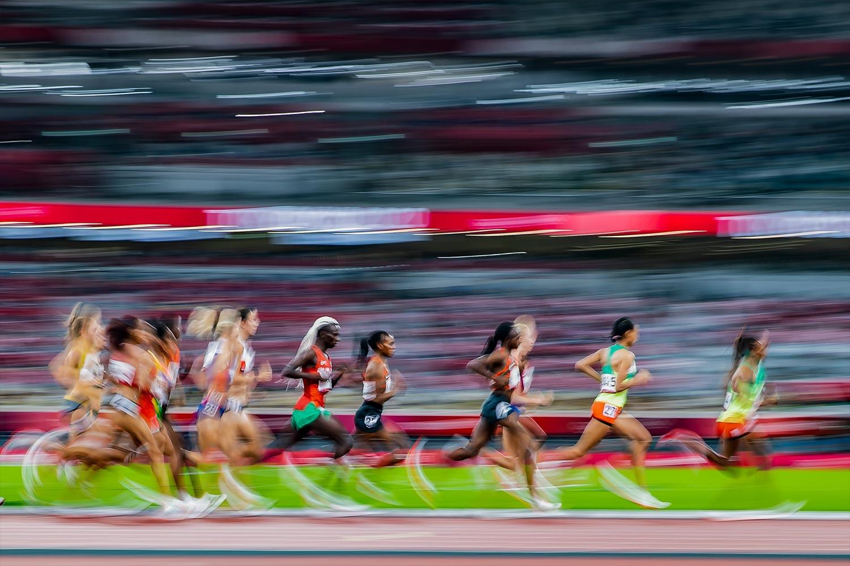 Tom Weller Fotojournalist Olympia 2020 Sprint