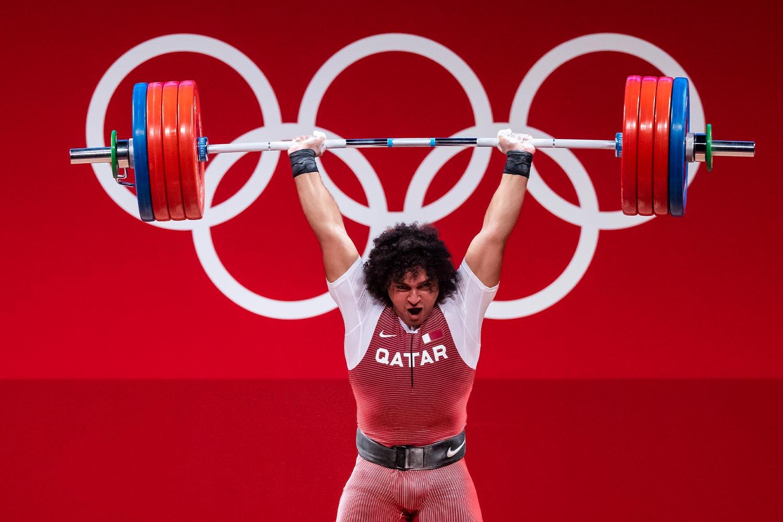 Tom Weller Fotojournalist Olympia 2020 Gewichtheben