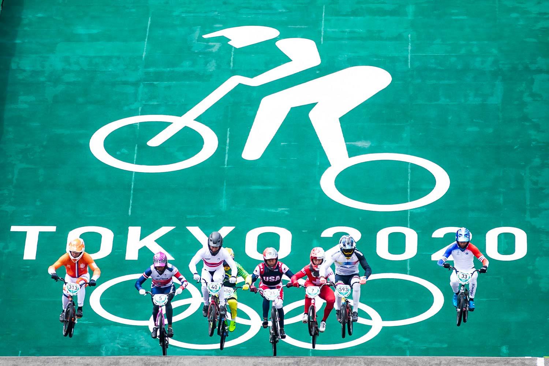 Tom Weller Fotojournalist Olympia 2020 Radfahren