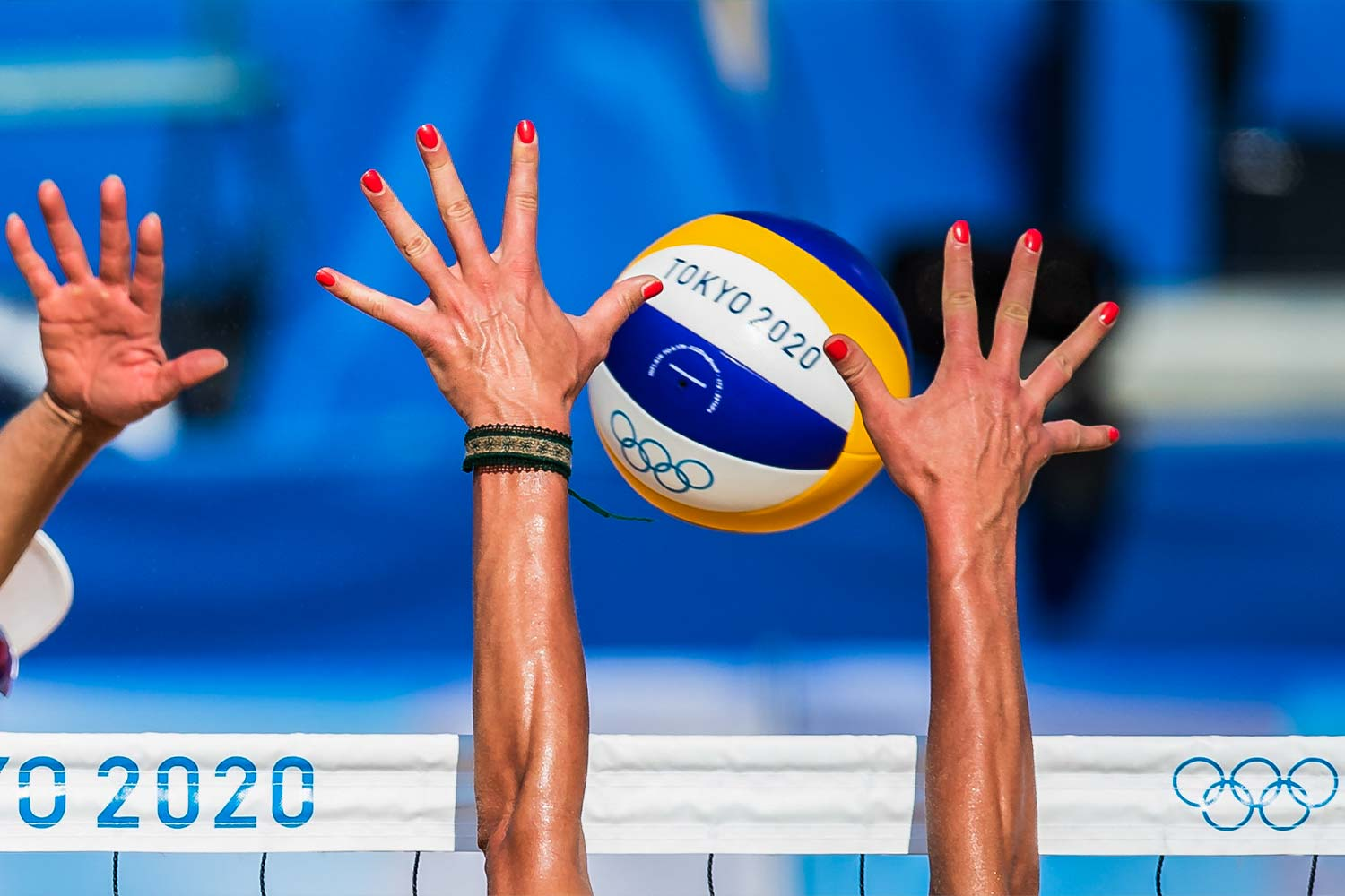 Tom Weller Fotojournalist Olympia 2020 Volleyball