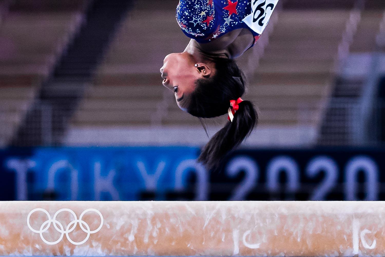 Tom Weller Fotojournalist Olympia 2020 Turnen Akrobatik